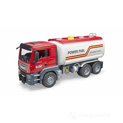 Camion Cisterna Autocisterna Man TGS (3775)