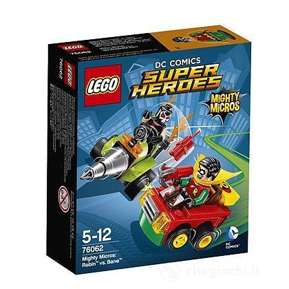 Mighty Micros: Robin contro Bane - Lego Super Heroes (76062)