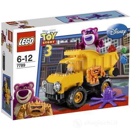 LEGO Toy Story - L'autoribaltabile di Lotso (7789)