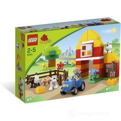 LEGO Duplo Mattoncini - La mia Prima Fattoria (6141)