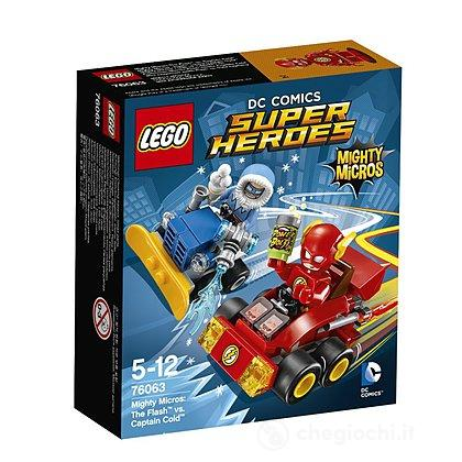 Mighty Micros: Flash contro Captain Cold - Lego Super Heroes(76063)
