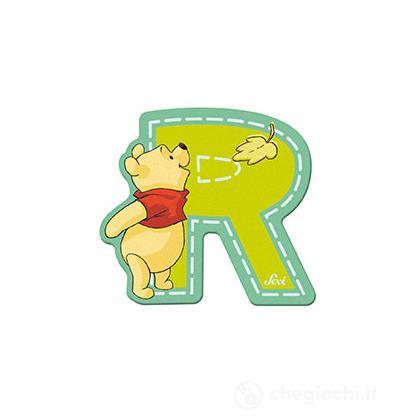 Lettera adesiva R Winnie the Pooh (82776)