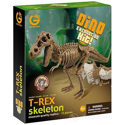 Dino Excavation Kit T Rex (Cl735K)