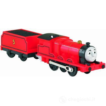 James - Thomas & friends Trackmaster (BLM63)