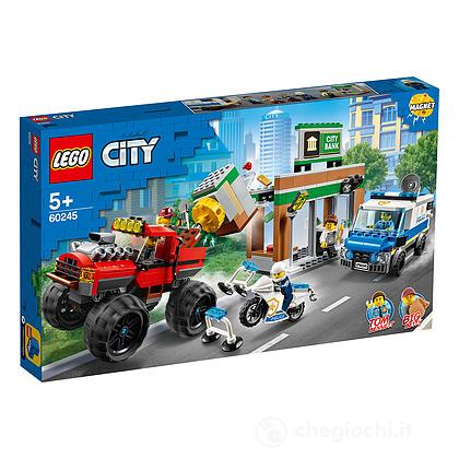 Rapina sul Monster Truck - Lego City (60245)