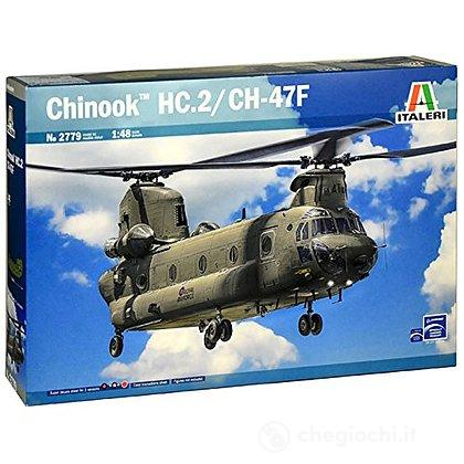 Elicottero Chinook Hc.2 Ch-47F 1/48 (IT2779)