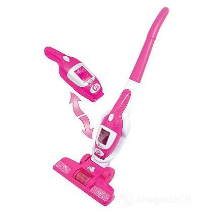 Barbie Aspirapolvere Slim 2 in 1