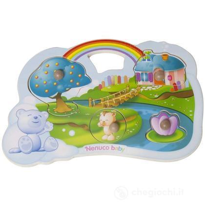 Nenuco Baby Puzzle Di Legno (700010779)