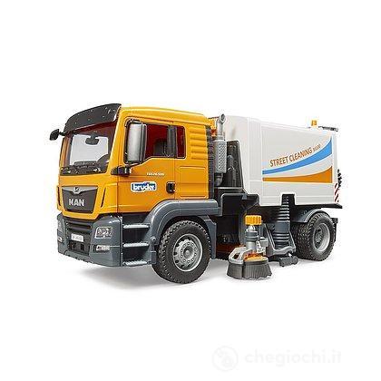 Camion Pulizia Stradale
