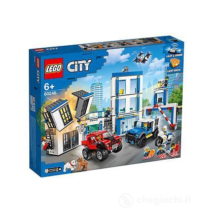 lawyer Sorrow Cape  Stazione di Polizia - Lego City (60246) - Set costruzioni - Lego -  Giocattoli   chegiochi.it
