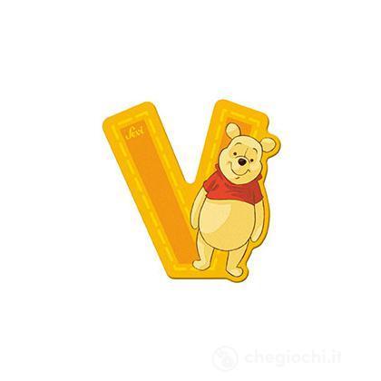 Lettera adesiva V Winnie the Pooh (82780)