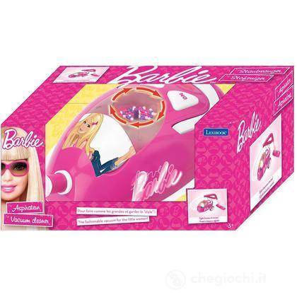 Barbie Aspirapolvere a traino