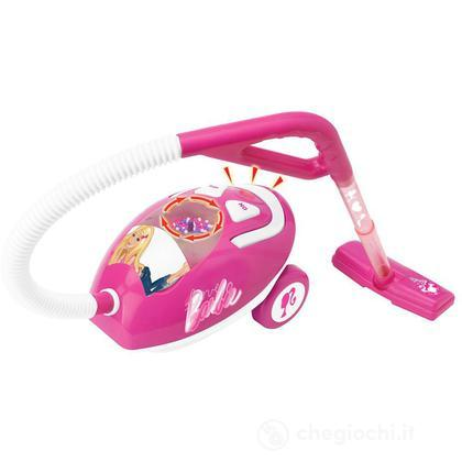 Barbie A Giocattoli Rocco Aspirapolvere Traino LR354Aj