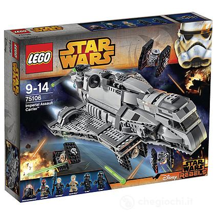 Imperial Assault Carrier - Lego Star Wars (75106)