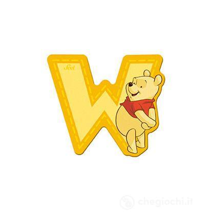 Lettera adesiva W Winnie the Pooh (82781)