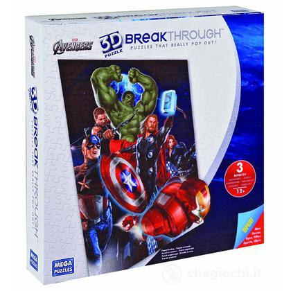 Puzzle 3D Marvel Avengers