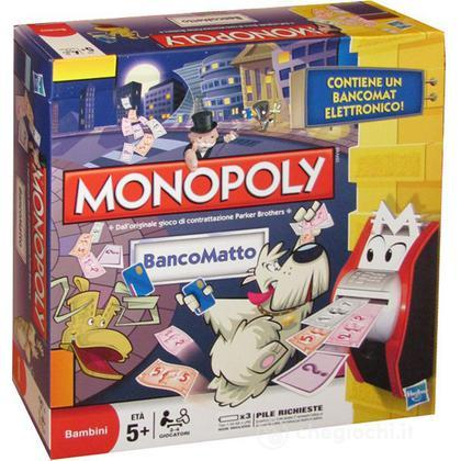 Monopoly Banco Matto