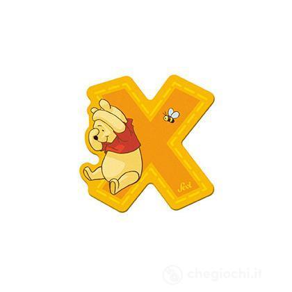 Lettera adesiva X Winnie the Pooh (82782)