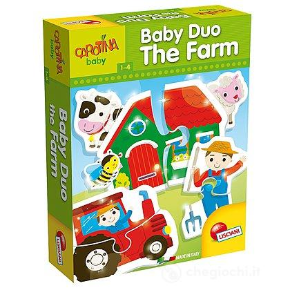 Carotina Baby Duo Farm (57825)