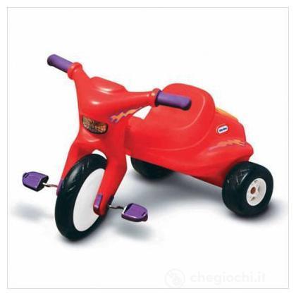 Triciclo con baule
