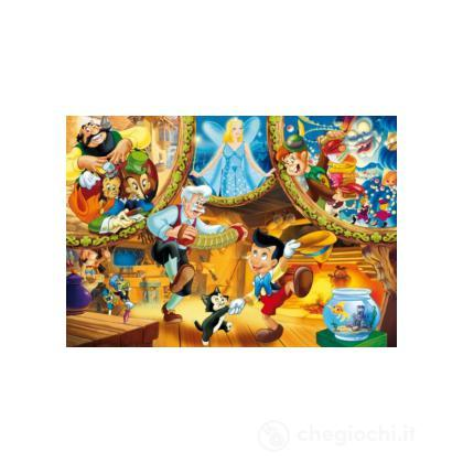 Puzzle 60 pezzi Pinocchio