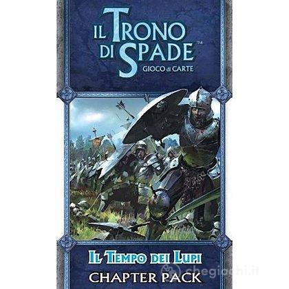 Il Trono di Spade. Il Tempo dei Lupi. Espansione per il Trono di Spade. Gioco di Carte
