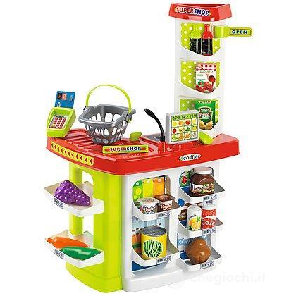 Super Shop con accessori 20 pezzi (7600001784)