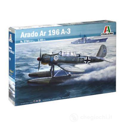 Aereo Arado Ar 196 A-3 1/48 (IT2784)