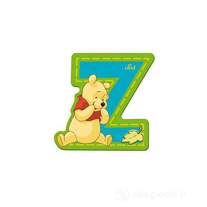 Lettera adesiva Z Winnie the Pooh (82784)