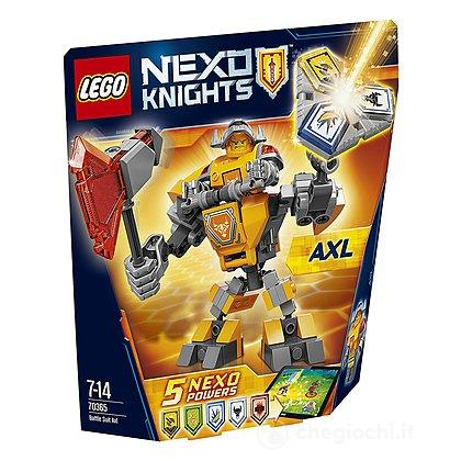 Axl da battaglia - Lego Nexo Knights (70365)