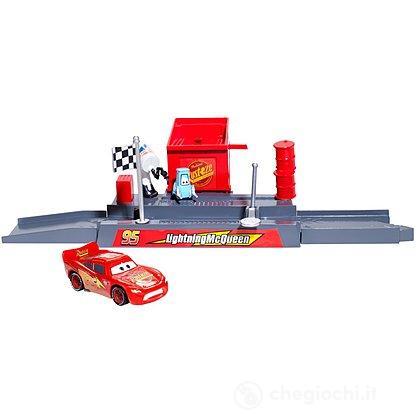 Cars Road wreckin' play & ra Lanciatore (CDP77)