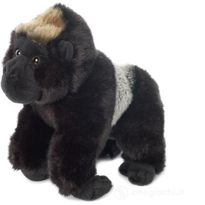 Gorilla schiena argento piccolo