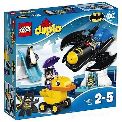 Avventura sul Bat-Aereo - Lego Duplo Super Heroes (10823)