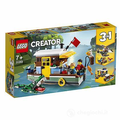 Casa galleggiante - Lego Creator (31093)