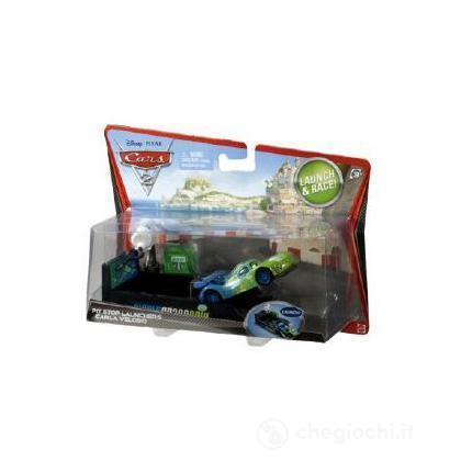 Cars 2 lanciatore pit stop - Carla Veloso (W6601)