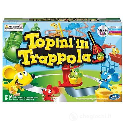 Topini in trappola (C0431103)