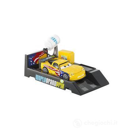 Cars 2 lanciatore pit stop - Jeff Corvette (W6602)