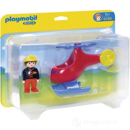 Elicottero dei pompieri (6789)