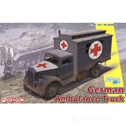 Ambulanza tedesca 1/35 (DR6790)