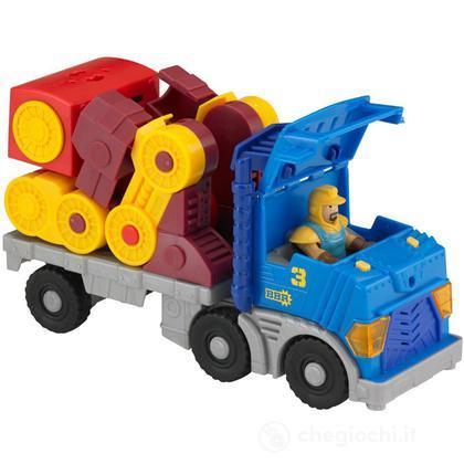 Grande Camion con rimorchio (BFY74)