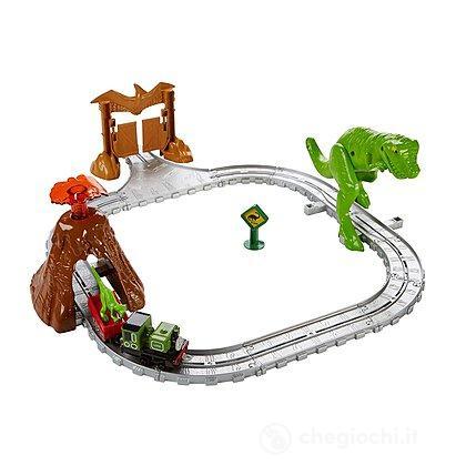 Il Trenino Thomas alla Scoperta del Dinosauro (FBC67)