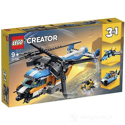 Elicottero Bi-Rotore - Lego Creator (31096)