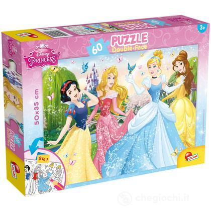 Puzzle Double Face Plus 60 Princess