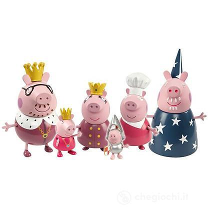 Peppa Pig La famiglia Reale (05867)