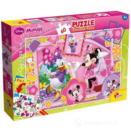 Puzzle Double Face Plus 60 Minnie