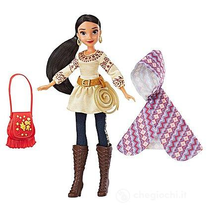 Elena di Avalor bambola fashion doll avventuriera (C0378EU4)