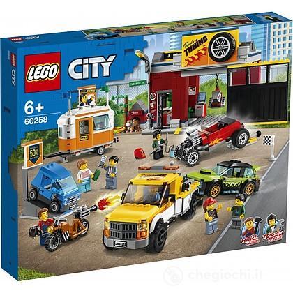jogger Sophisticated Feel bad  Autofficina - Lego City (60258) - Set costruzioni - Lego - Giocattoli    chegiochi.it