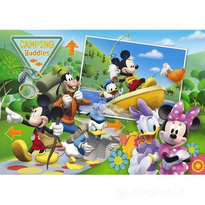 Puzzle 104 Pezzi Mickey Mouse (277950)