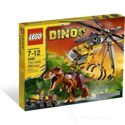 LEGO Dino - Il cacciatore di tirannosauri (5886)