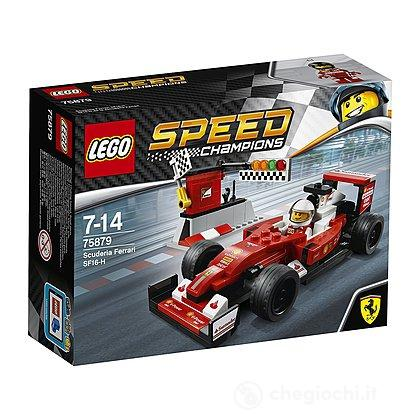 Scuderia Ferrari SF16-H - Lego Speed Champions (75879)
